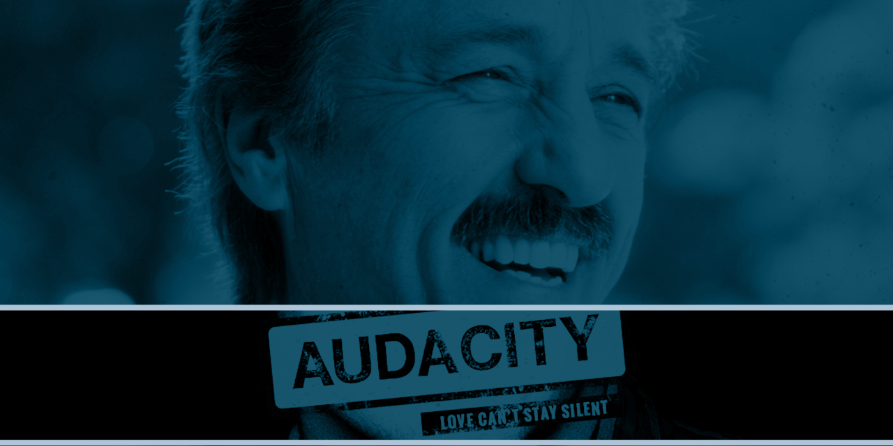 Audacity: the Courage to Speak Out (EFL Radio Show)