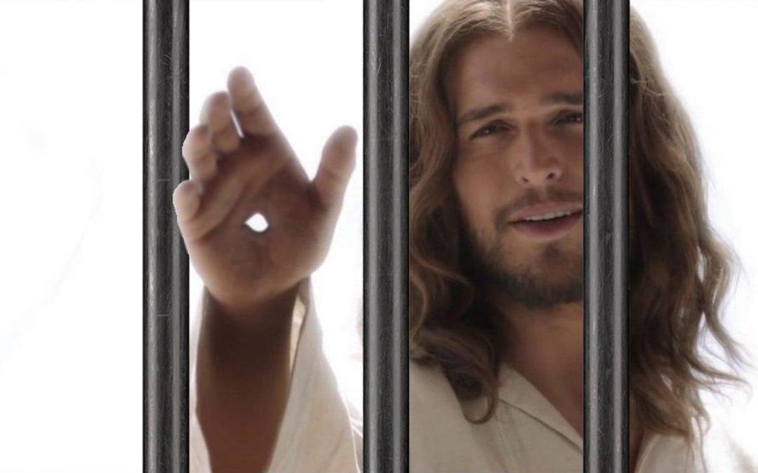 Jesus in Prison – Roger Ziegler
