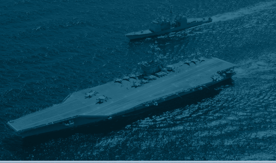 God in the Navy – Bob and John Freiberg