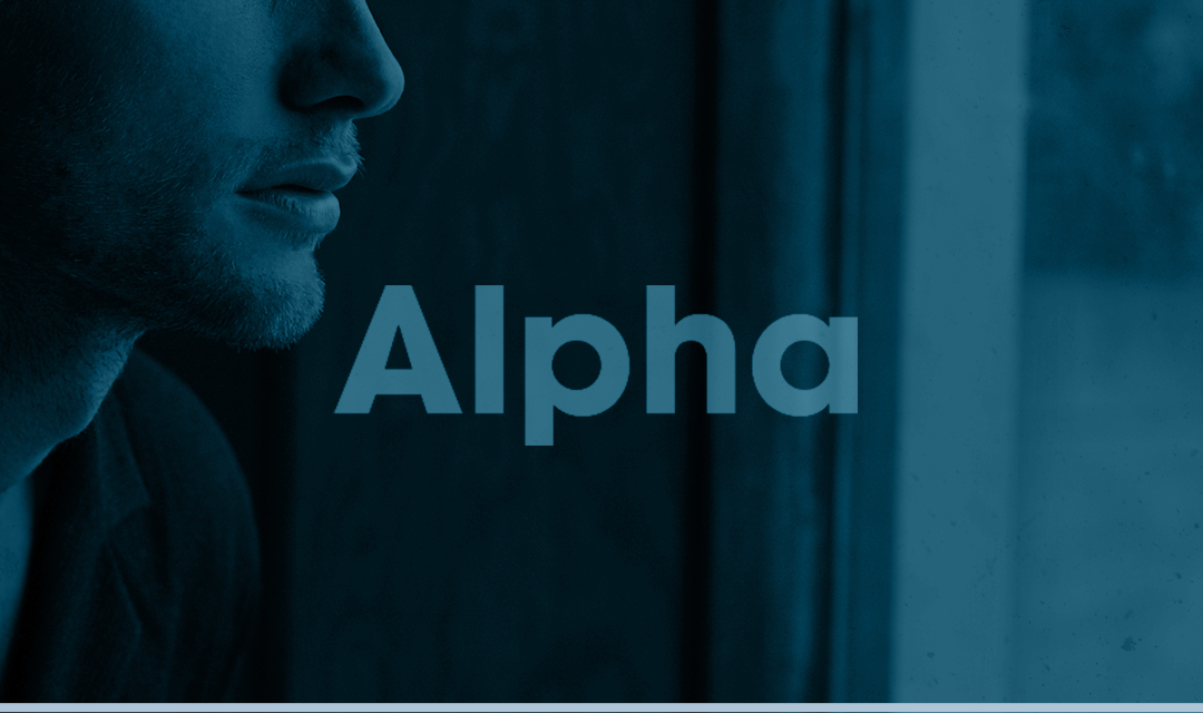 Alpha: a First Step to Faith – Dana Kloo and Chris Gaudi