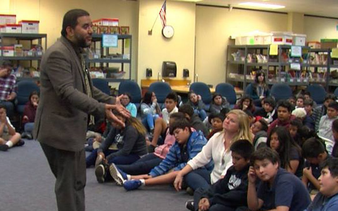 Is It Ok to Teach Islam in Public Schools – Chuck Limandri