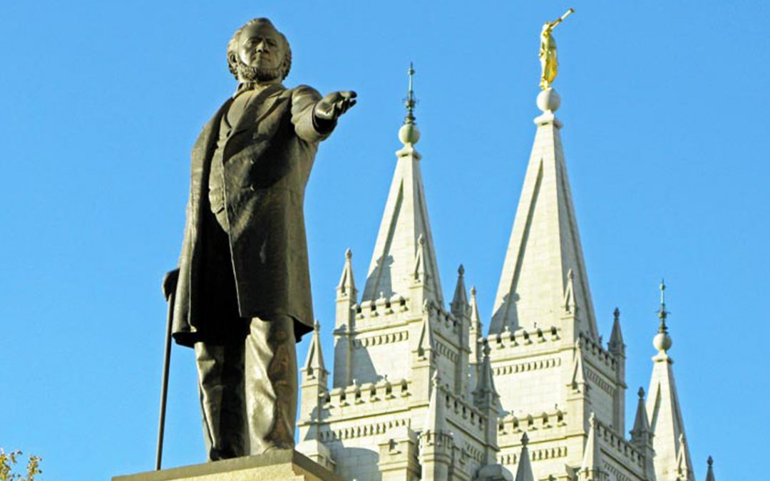 Leaving Mormonism – Dr. Corey Miller
