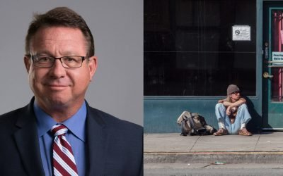 Should it be illegal to feed the homeless? – Mayor Bill Wells