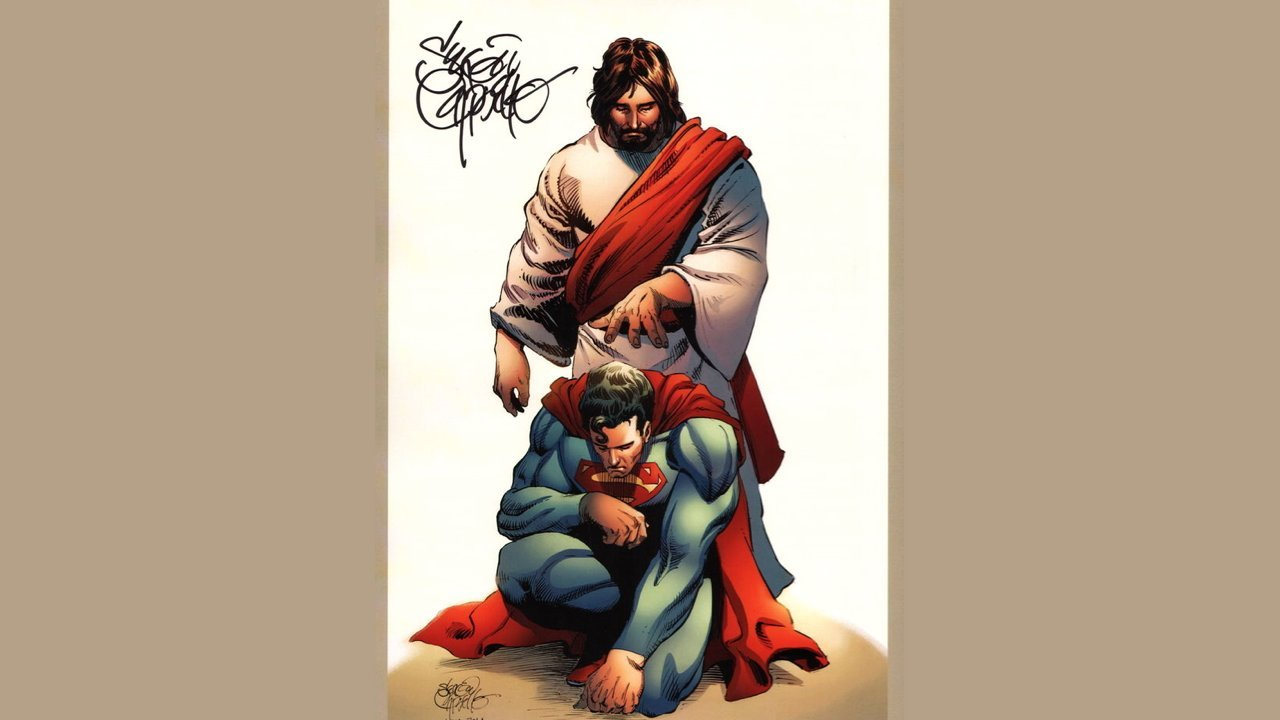 God, Stan Lee, and the Action Bible – Sergio Cariello
