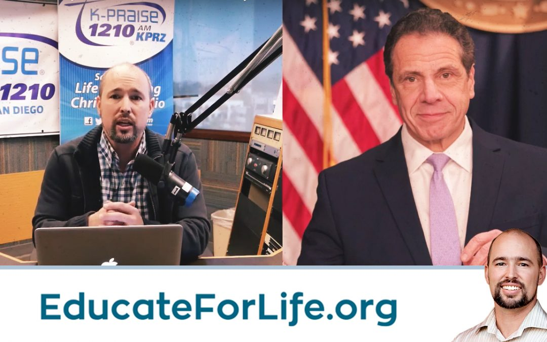 How Can New York Condemn The Unborn to Death?