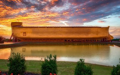 The Man Who Built Noah's Ark
