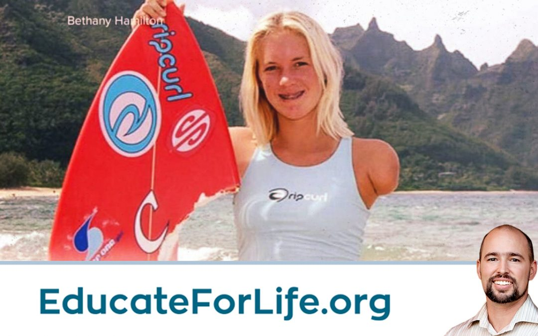 How To Live Unstoppable – Bethany Hamilton