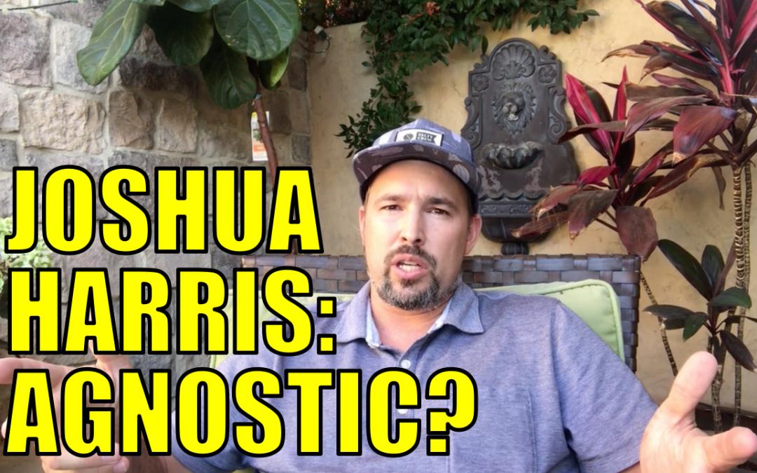 Famous Christian author abandons his faith?