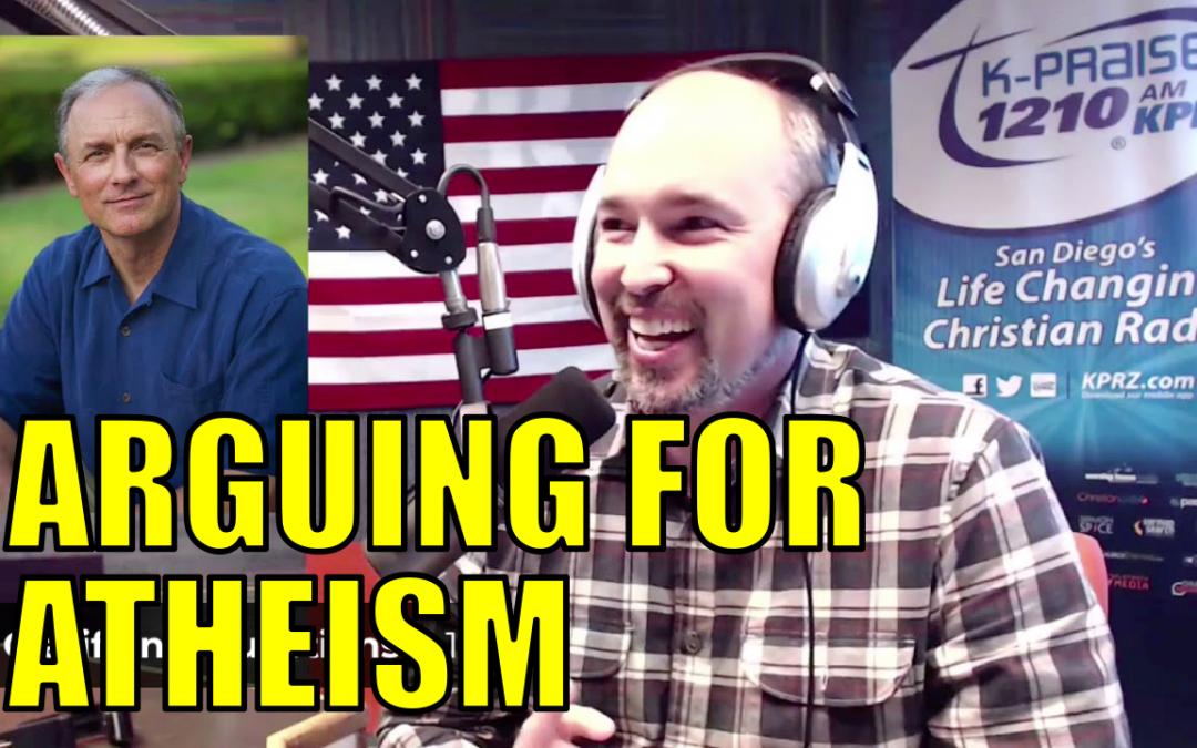 I argue that God doesn't exist — with Greg Koukl