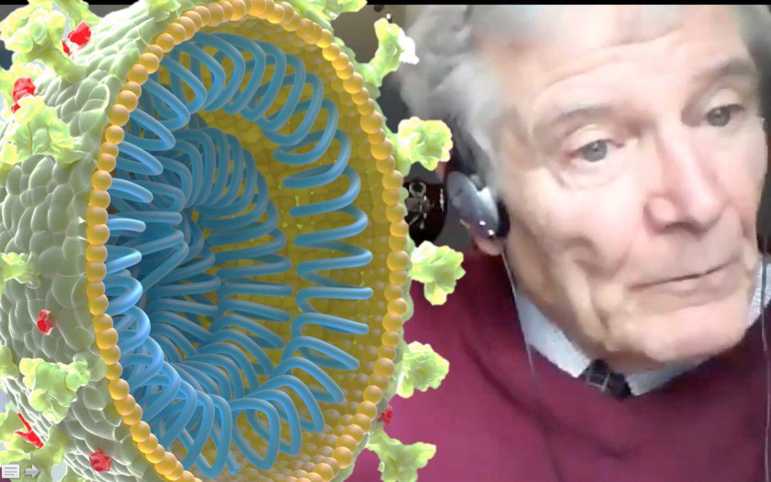 Creation Scientist Talks Corona Virus – Dr. Olen R Brown