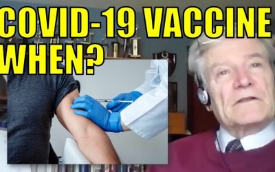 Where's the COVID-19 vaccine? — Toxicologist Explains