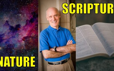 Does Hugh Ross believe nature or Scripture more?
