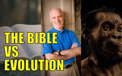 The Biblical argument against evolution
