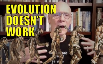 Why Hugh Ross is NOT an evolutionist