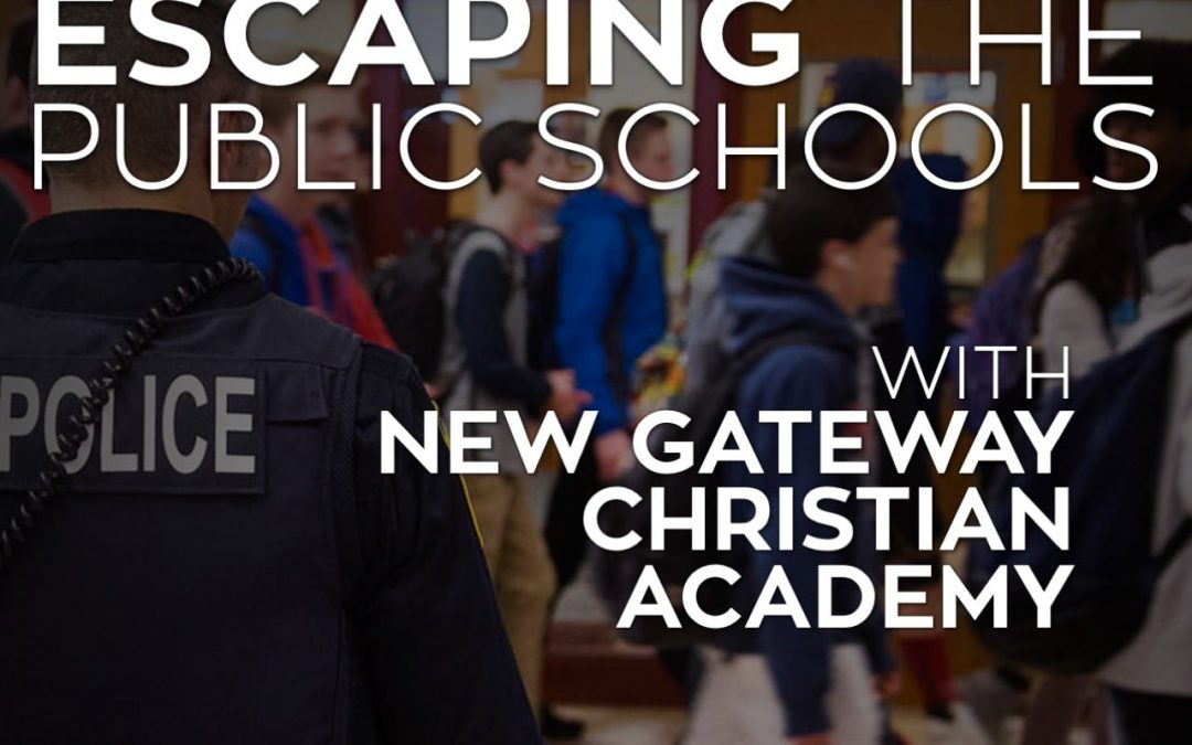 Escaping the Public Schools – with Michelle John, Dr. Chapin Marsh and Nancy Whitson